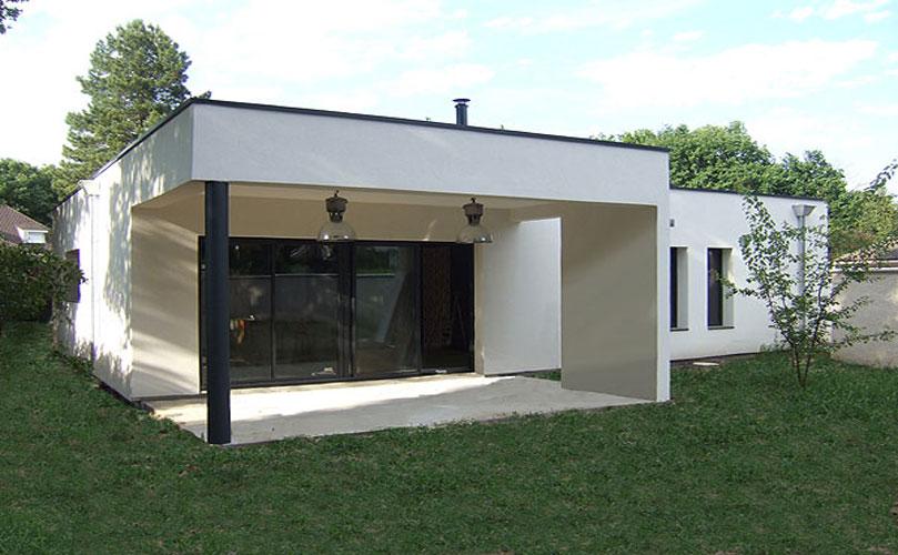 Maison individuelle contemporaine Marcy-l'Etoile