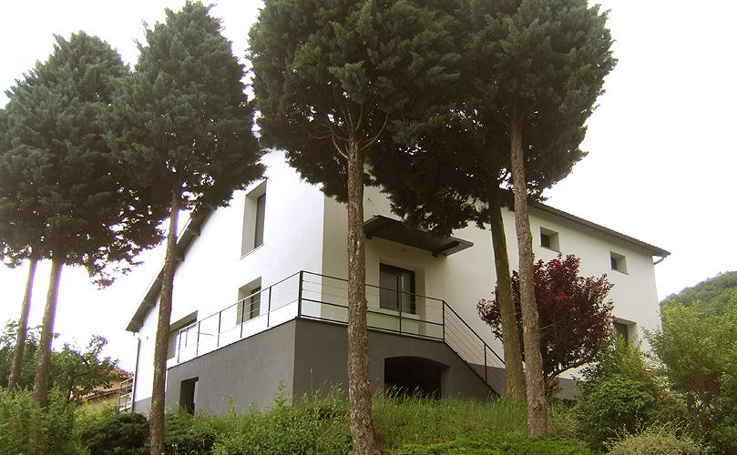 Maison individuelle rehabilitation St Romain-au-mont-d'Or