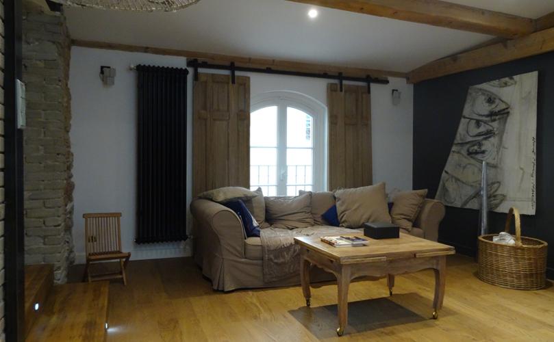 Maison individuelle contemporaine La Mulatière